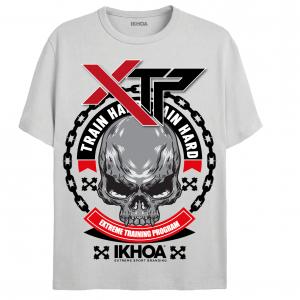 XTP tshirt cotone bianca